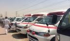 ドバイ 中古救急車